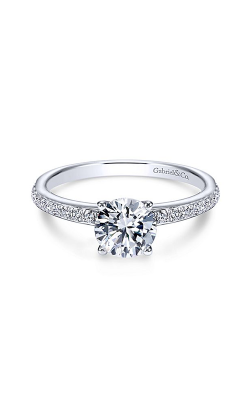Gabriel & Co. Contemporary Engagement ring ER7537W44JJ product image