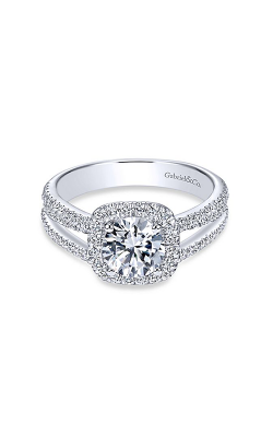 Gabriel New York Contemporary Engagement ring ER7786W44JJ product image