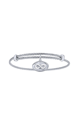 Gabriel & Co. Steel My Heart Bracelet BG3633MXJJJ product image
