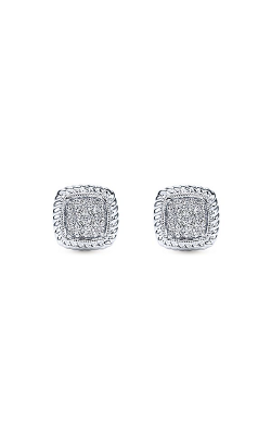 Gabriel & Co. Hampton Diamond Earrings EG11556W45JJ product image