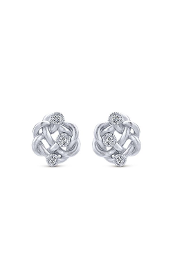 Gabriel & Co. Contemporary Earrings EG12383SV5JJ product image