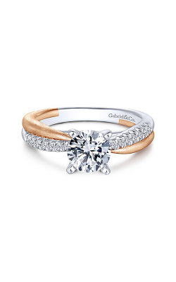 Gabriel & Co. Contemporary Engagement ring ER10300T44JJ product image