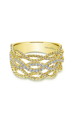 Gabriel New York Hampton Fashion ring LR6300Y45JJ product image