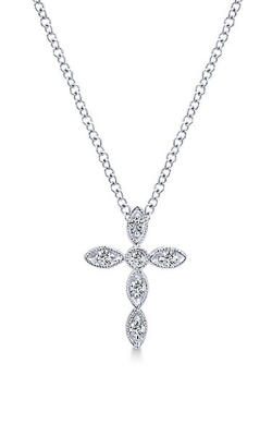 Gabriel & Co. Faith Necklace NK2210W45JJ product image