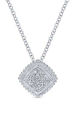 Gabriel & Co. Bujukan Necklace NK3479SV5JJ product image