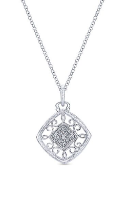 Gabriel New York Victorian Necklace NK4111SV5JJ product image