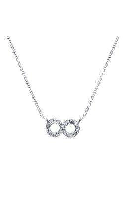 Gabriel New York Eternal Love Necklace NK4317SVJWS product image