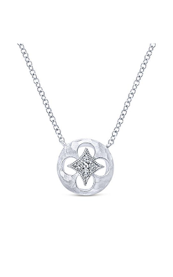 Gabriel & Co. Souviens Necklace NK4493SV5JJ product image