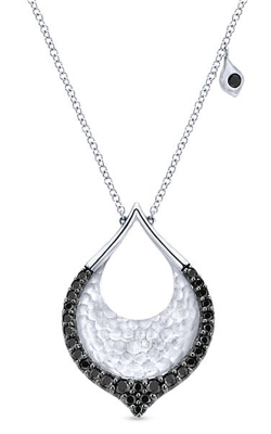 Gabriel & Co. Souviens Necklace NK4780SVJBS product image