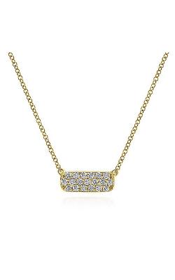 Gabriel & Co. Lusso Diamond Necklace NK4943Y45JJ product image