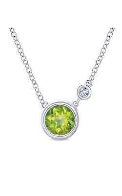 Gabriel & Co. Contemporary Necklace NK5241SV5PE product image