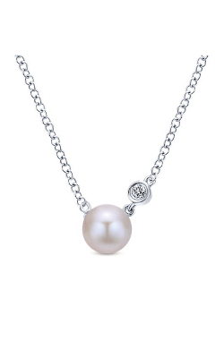 Gabriel & Co. Grace Necklace NK5242SV5PL product image