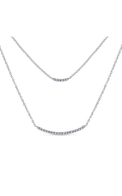 Gabriel & Co. Lusso Diamond Necklace NK5307W45JJ product image