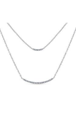 Gabriel & Co. Lusso Diamond Necklace NK5307W45JJ product image