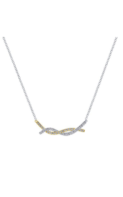 Gabriel & Co. Contemporary Necklace NK5325M45JJ product image