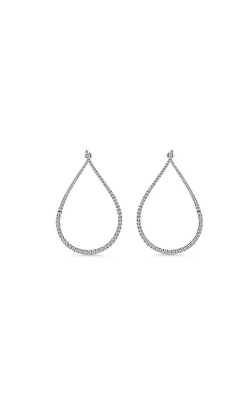 Gabriel & Co. Lusso Diamond Earrings EG12903W45JJ product image