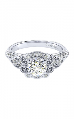 Gabriel New York Victorian Engagement ring ER11865R4W44JJ product image