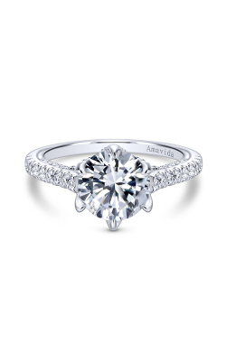 Gabriel & Co Majestic Engagement Ring ER11640R6PT3JJ product image
