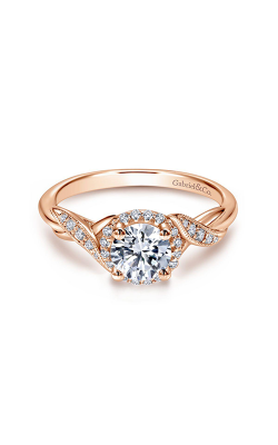 Gabriel & Co. Contemporary Engagement ring ER11828R3K44JJ product image