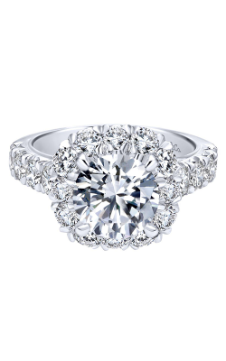 Gabriel & Co. Contemporary Engagement Ring ER11986R8W84JJ product image