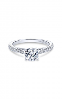 Gabriel & Co. Contemporary Engagement Ring ER12291R3W84JJ product image