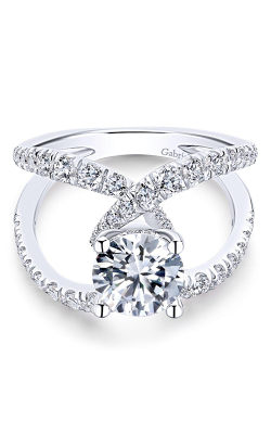Gabriel & Co. Nova Engagement Ring ER13683R6W84JJ product image