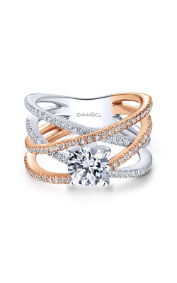 Gabriel & Co. Nova Engagement Ring ER13846R4T84JJ product image