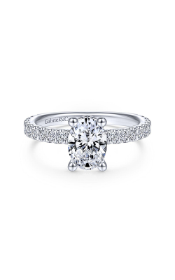 Gabriel & Co. Contemporary Engagement Ring ER14649O4W44JJ product image