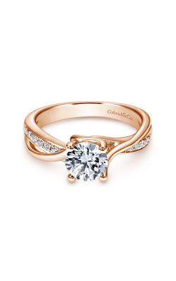Gabriel & Co. Contemporary Engagement ring ER6360K44JJ product image
