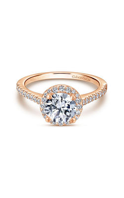 Gabriel & Co. Contemporary Engagement Ring ER6419K44JJ product image