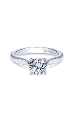 Gabriel & Co. Contemporary Engagement Ring ER6684W4JJJ product image