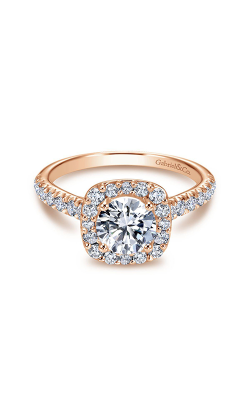 Gabriel & Co. Contemporary Engagement Ring ER6872K44JJ product image