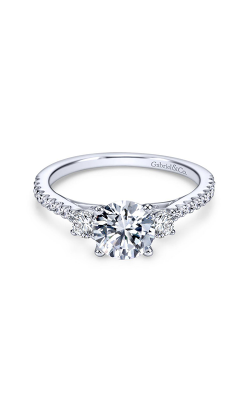 Gabriel & Co. Contemporary Engagement ring ER7296W84JJ product image