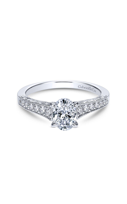Gabriel & Co. Victorian Engagement ring ER8805W44JJ product image