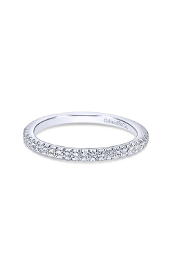 Gabriel & Co. Contemporary Wedding Band WB10439W44JJ product image
