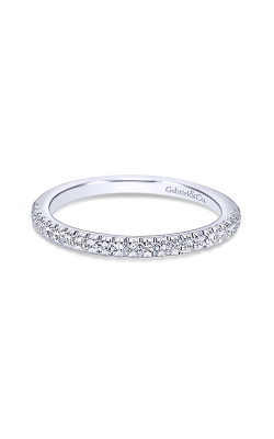 Gabriel & Co. Contemporary Wedding Band WB10439W84JJ product image
