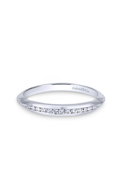 Gabriel & Co. Contemporary Wedding Band WB11749R3W44JJ product image
