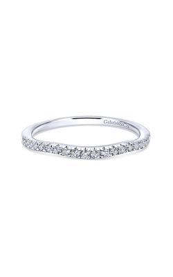 Gabriel & Co Contemporary Wedding Band WB11794R3W44JJ product image