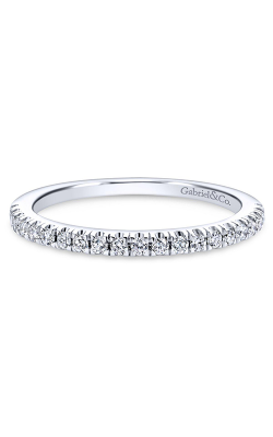 Gabriel & Co. Contemporary Wedding Band WB12291R3W84JJ product image