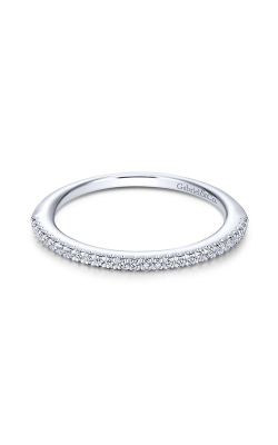 Gabriel & Co. Contemporary Wedding Band WB13859R4W84JJ product image