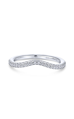 Gabriel & Co Contemporary Wedding Band WB14411R4W44JJ product image