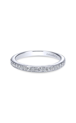 Gabriel & Co Contemporary Wedding Band WB6684PT4JJ product image