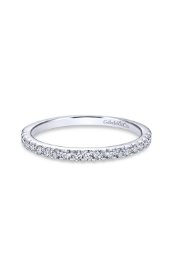 Gabriel & Co Contemporary Wedding Band WB7480PT4JJ product image
