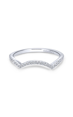 Gabriel & Co. Contemporary Wedding band WB7804PT4JJ product image