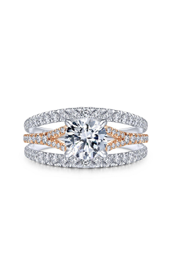 Gabriel & Co. Nova Engagement ring ER14717R4T44JJ.0001 product image