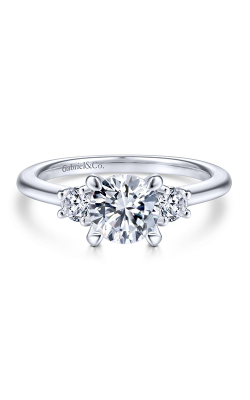 Gabriel & Co. Classic Engagement ring ER14745R4W44JJ product image