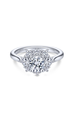 Gabriel & Co Starlight Engagement Ring ER14779R3W44JJ product image