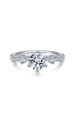 Gabriel & Co Starlight Engagement Ring ER14785R4W44JJ product image