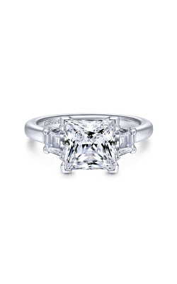 Gabriel & Co. Contemporary Engagement ring ER14795S8W44JJ product image