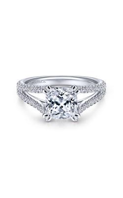 Gabriel & Co. Contemporary Engagement Ring ER14804C8W44JJ product image